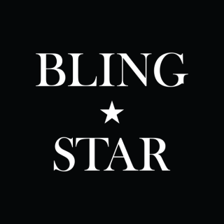 Logo BLINGSTAR - Hip Hop Shop