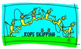 Logo Rope Skipping Centrum ČR švihadla - ŠKOLA ROPE SKIPPINGU